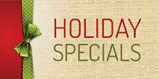 Santa Maria Hotel Holiday Specials