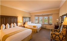 Santa Maria Inn Rooms - Grand Suite 2 Queens bedroom