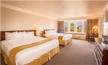 Santa Maria Inn Rooms - Junior Suite Bedroom