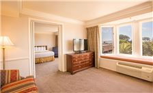 Santa Maria Inn Rooms - Junior Suite Living room