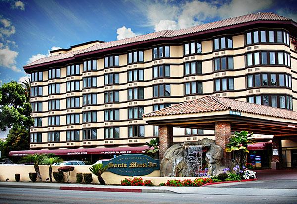 Reviews of Santa Maria Inn, California