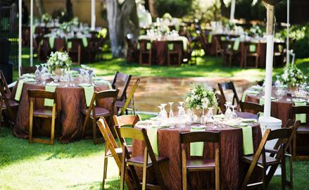 Santa Maria Inn, California Wedding Space